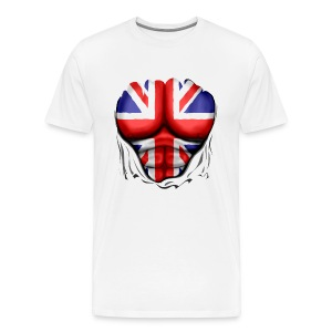 Ripped UK - Men's Premium T-Shirt