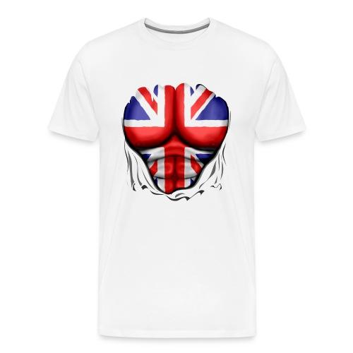 Ripped UK - Men's Premium T-Shirt
