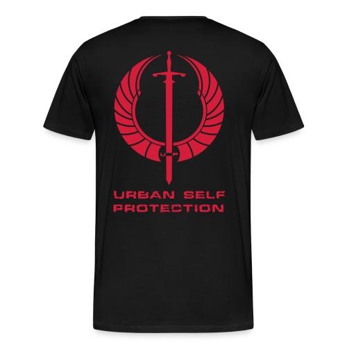 USP Instructor's T-shirt - Men's Premium T-Shirt