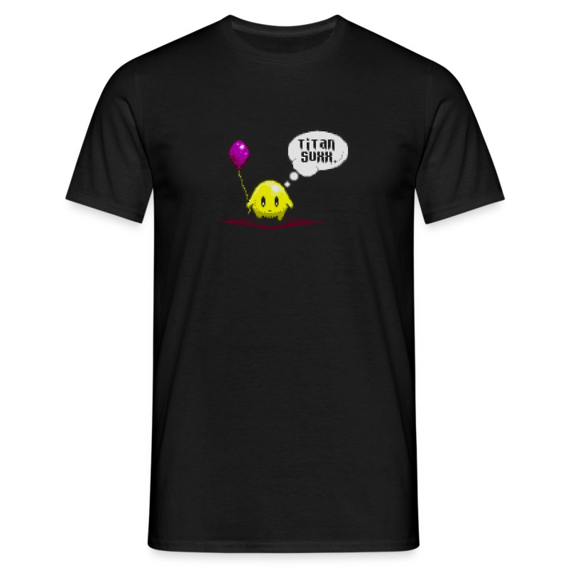 Titan Suxx - Men's T-Shirt