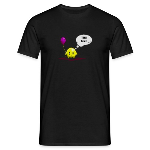 Poketroll - custom text- - Men's T-Shirt