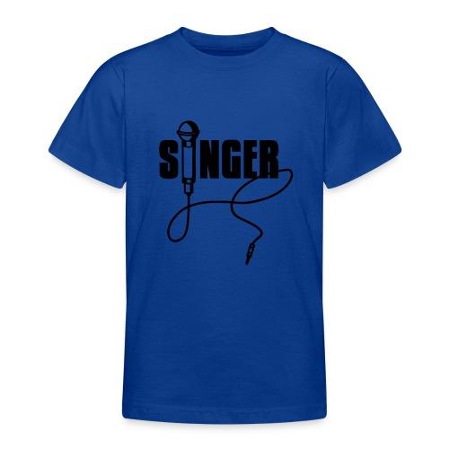 Singer - Teenage T-Shirt