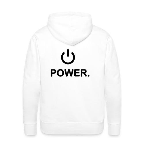 GEEKshirt - Sweat-shirt à capuche Premium pour hommes