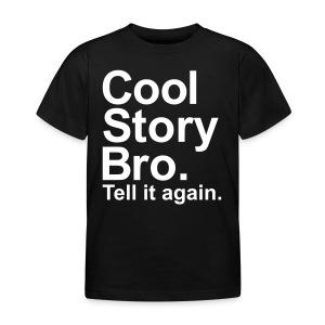 Cool story - Kids' T-Shirt