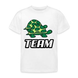 Team Turtle - Kids' T-Shirt