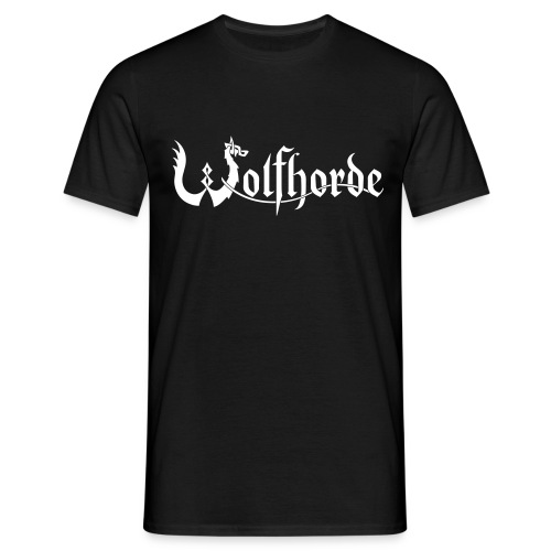 Deathknot Wolves New Logo - Men's T-Shirt