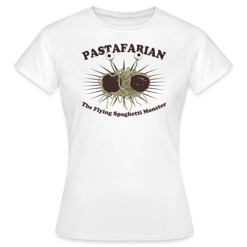The Flying Spaghetti Monster  - Women's T-Shirt