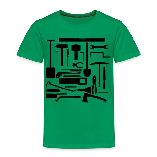 Werkzeug Kindershirt - Kinder Premium T-Shirt