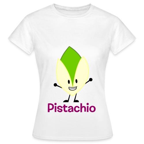 Pistachio Basic Women's T-Shirt - Women's T-Shirt