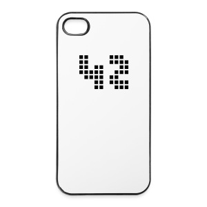 42 h2g2 en 42 points - iPhone 4/4s Hard Case