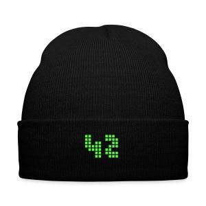 42 h2g2 en 42 points - Bonnet d'hiver