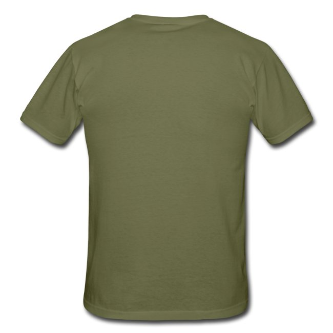 """Schwarzes Herren T-Shirt """"Dann halt niiiiicht!"""""""