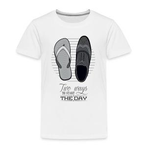 TWO WAYS - T-shirt Premium Enfant