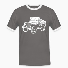T-shirt: Willys Jeep