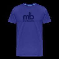 T-Shirts ~ Männer Premium T-Shirt ~ Moritzbastei-Logo 1980 / Special Edition
