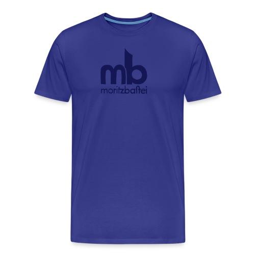 Moritzbastei-Logo 1980 / Special Edition - Männer Premium T-Shirt