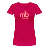 T-Shirts ~ Frauen Premium T-Shirt ~ Moritzbastei-Logo 1980 / Special Edition
