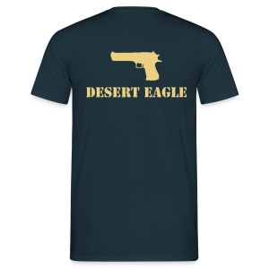 desert eagle - Men's T-Shirt