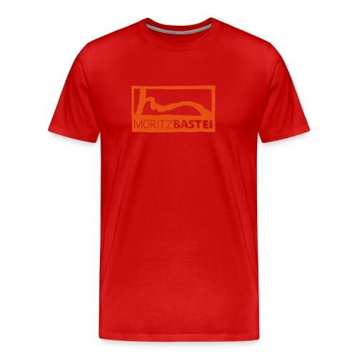Moritzbastei-Logo / Special Edition - Männer Premium T-Shirt