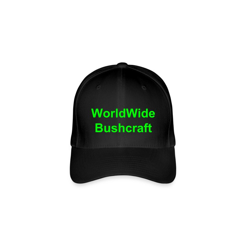 WorldWide Bushcraft cap - Flexfit Baseball Cap