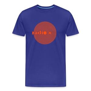 DISC orange - Männer Premium T-Shirt
