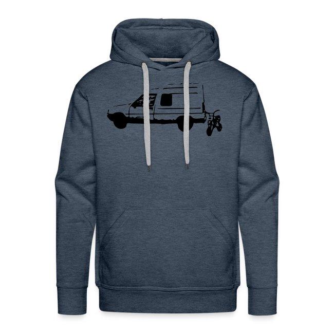 Sweat à capuche Logo pour Hommes Sweats à capuche Pulls, Gilets & Sweat-shirts