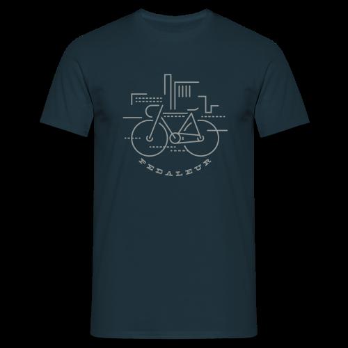 BD Pedaleur Tshirt - Männer T-Shirt