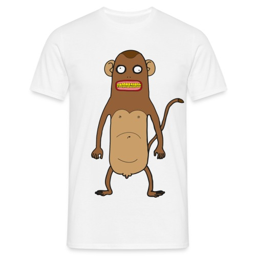 Affentittenlicious Standard Men - Männer T-Shirt