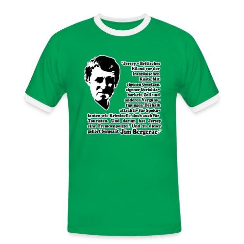 Bergerac T-Shirt - Männer Kontrast-T-Shirt