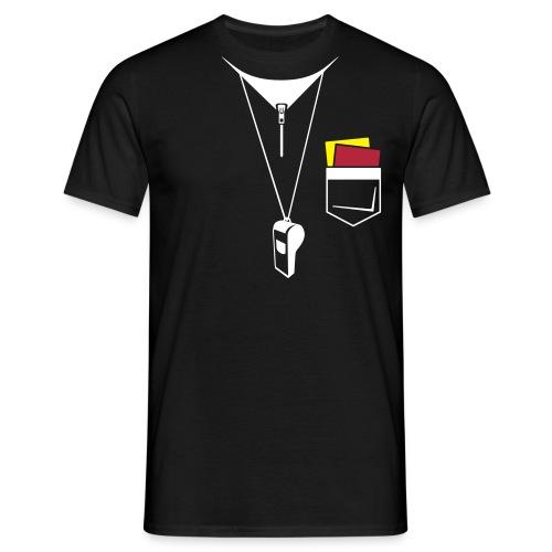 Maglietta da uomo - maglia-uomo-donna-calcio-arbitro-abito