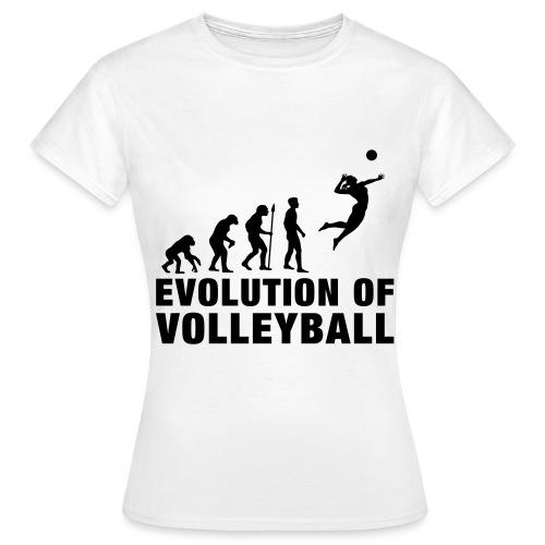 Maglietta da donna - maglia-volley-pallavolo-pallone-uomo-donna