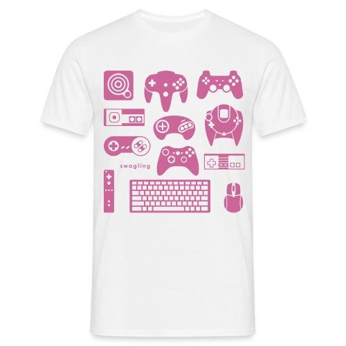 Button Masher  - Men's T-Shirt