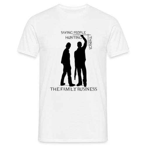 Supernatural - Männer T-Shirt