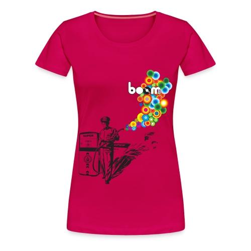 Maglia Lunga Donna Benzinaio - Maglietta Premium da donna