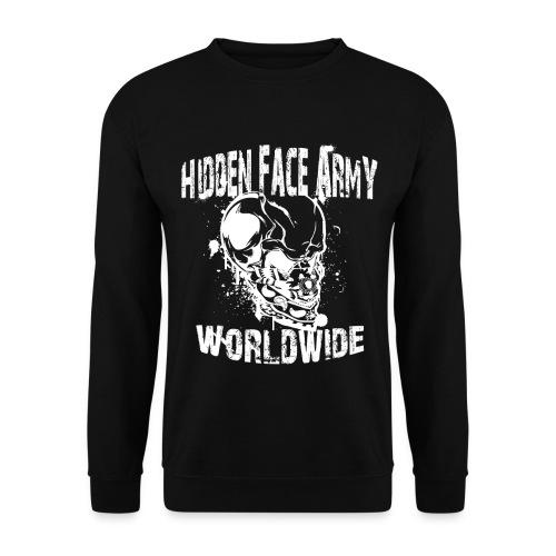 HFA Pullover / Logo weiß - Männer Pullover
