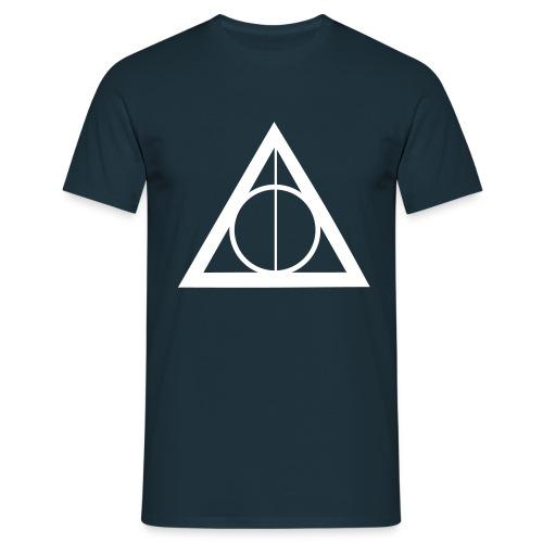 Maglietta da uomo - potter-harry-maglia-triangolo-uomo