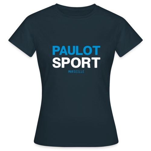 Paulot Sport - T-shirt Femme