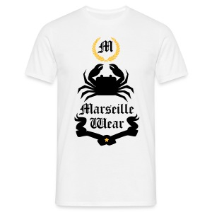 Marseille Wear - T-shirt Homme