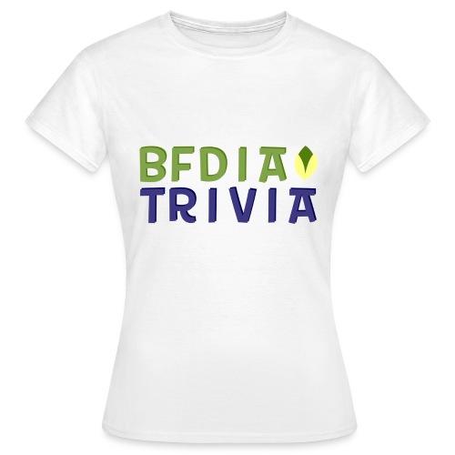 BFDIA Trivia Women's T-shirt - Women's T-Shirt