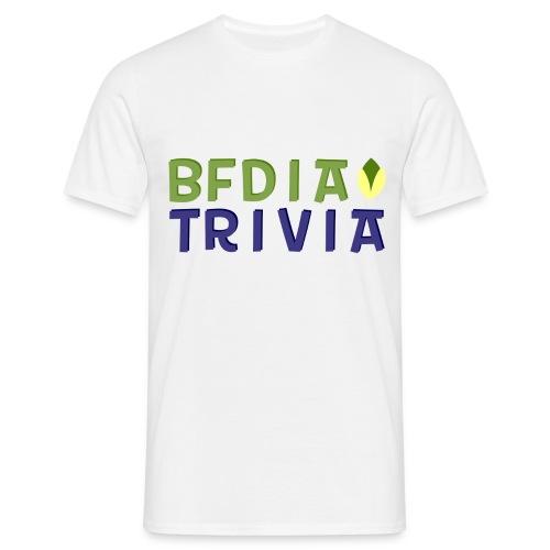 BFDIA Trivia Men's T-shirt - Men's T-Shirt
