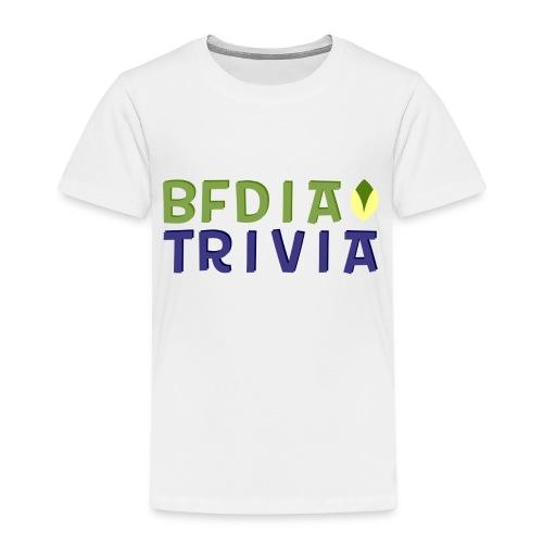 BFDIA Trivia Kid's T-shirt - Kids' Premium T-Shirt
