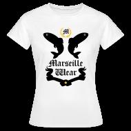 Tee shirts ~ Tee shirt Femme ~ Marseille Wear