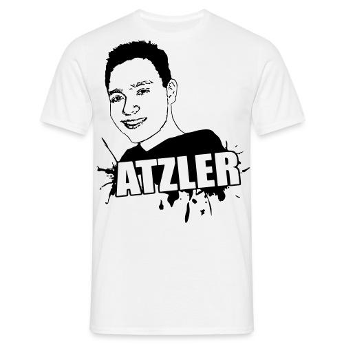 Atzler bday shirt 2 - Männer T-Shirt