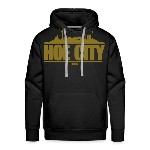 HCB gold - Männer Premium Hoodie