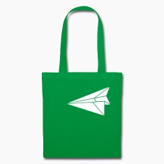 paper aeroplane origami  Bags & backpacks