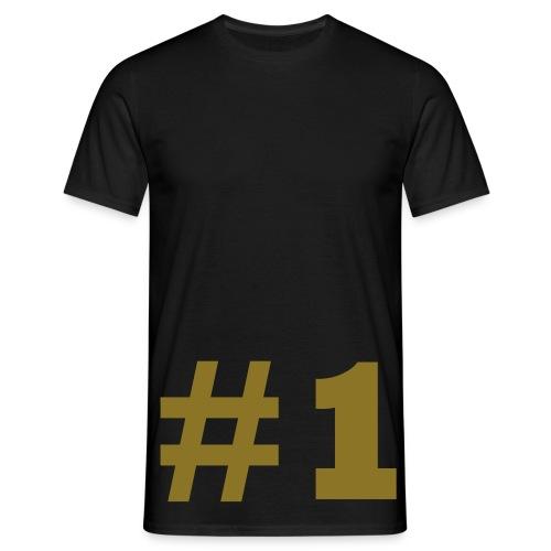 nr 1 - T-shirt herr