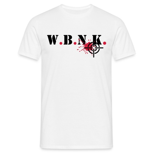 KillShot Tee, WH - Men's T-Shirt