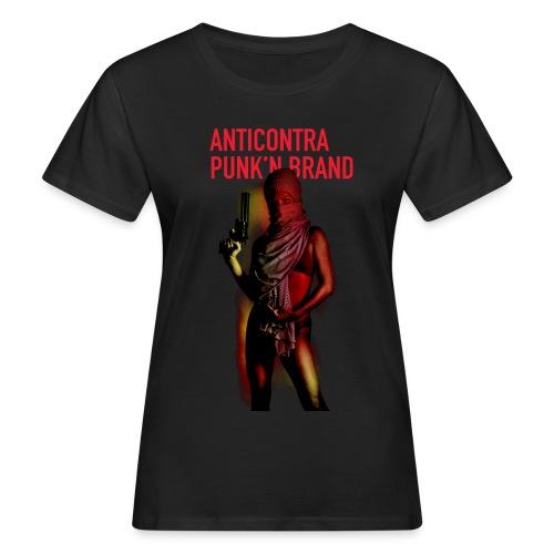 AC SheTaliban - Frauen Bio-T-Shirt