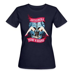 AC Rock 'n' Roll - Frauen Bio-T-Shirt