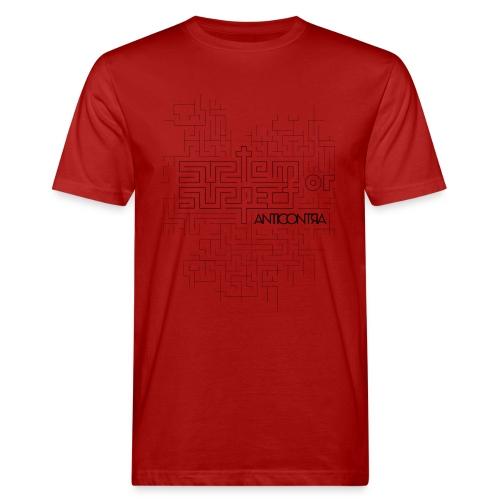 AC System or Suspect - Männer Bio-T-Shirt